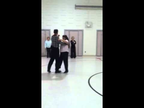 Waltz w linked right left turns