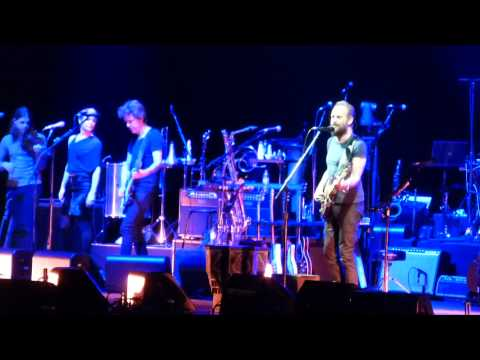 Sting & Paul Simon - The End of the Game  - live in Zurich 27.3.2015