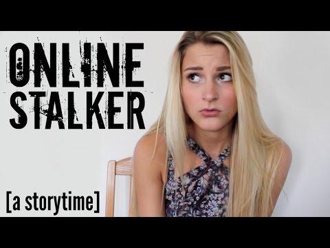 MY ONLINE STALKER | STORYTIME