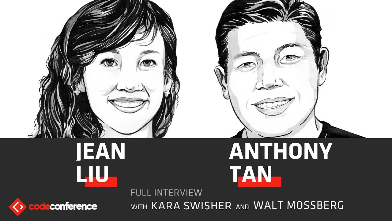 Everyone vs. Uber | Jean Liu President, Didi and Anthony Tan CEO ...