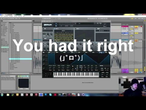 Studio Time with Virtual Riot #6 - All about Serum