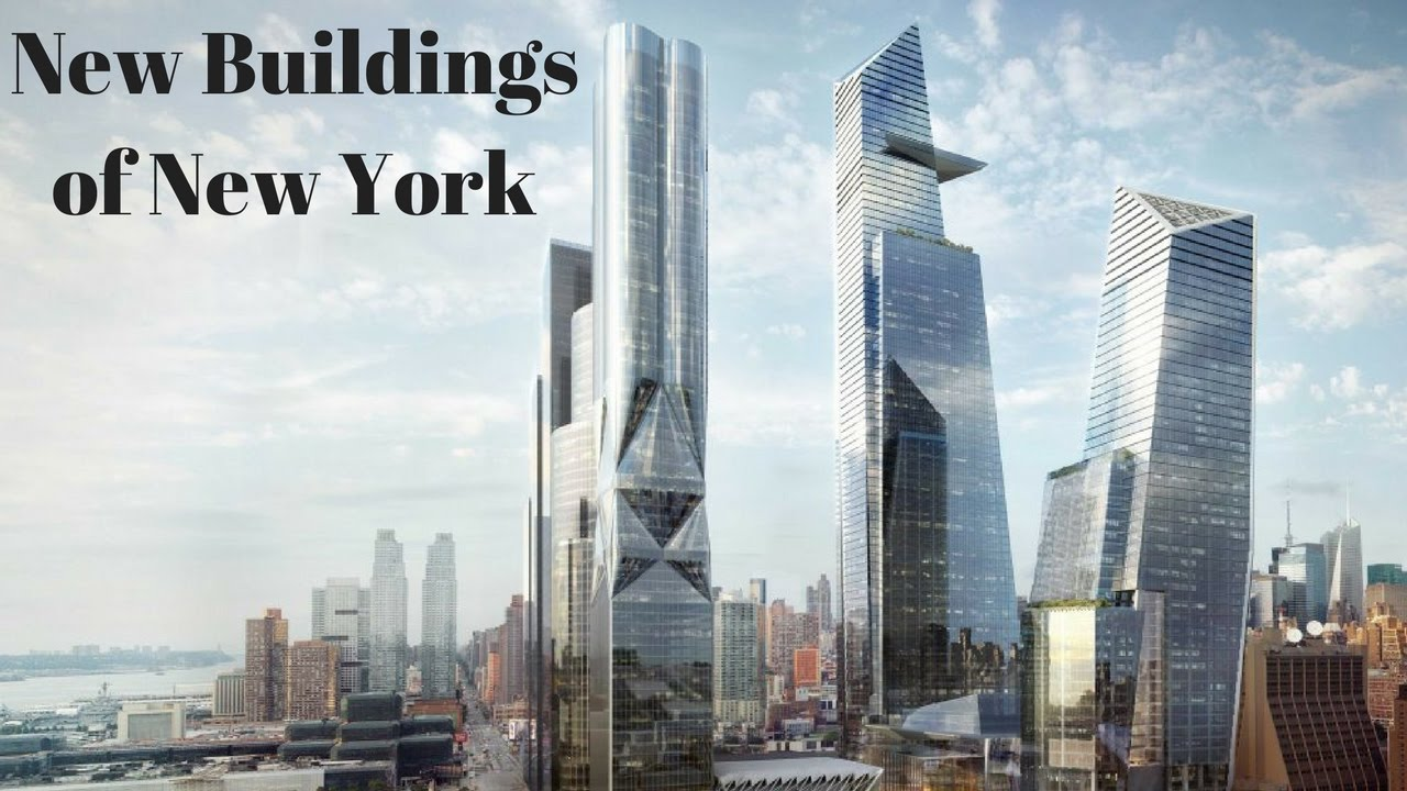 Future Buildings Of New York Youtube