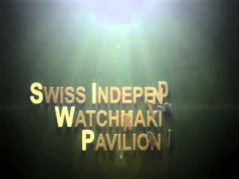 """Swiss Independent Watchmaking Pavilion"""