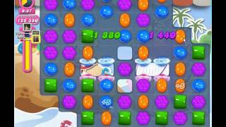 CANDY CRUSH SAGA LEVEL 1632 - NO BOOSTER-