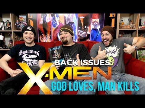 X-MEN: GOD LOVES, MAN KILLS from Marvel Comics  | Back Issues
