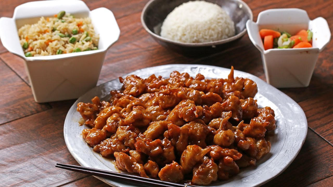 The original orange chicken by panda express youtube the original orange chicken by panda express forumfinder Choice Image