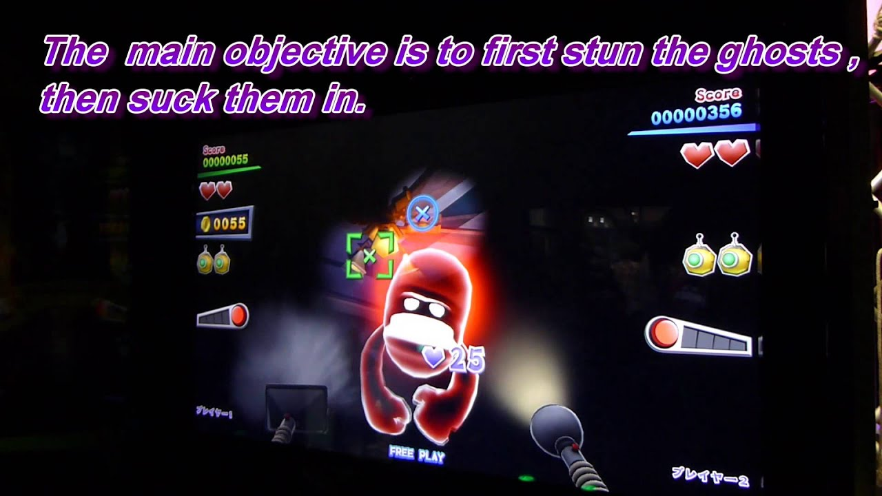 Video: Here's What Luigi Mansion Arcade And Mario & Sonic At