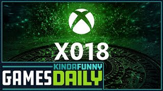 X018 Recap: The Future Is Streaming - Kinda Funny Games Daily 11.12.18
