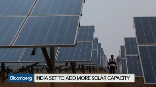 Modi's Solar Push Puts Wind Power in the Shade