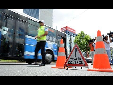 İşte Yeni Trafik Cezaları