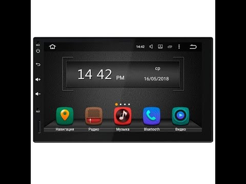 2 дин магнитола Incar AHR-9280 (Android 8, 8 ядер, DSP)