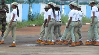 NYSC Passing out Parade: Delta State