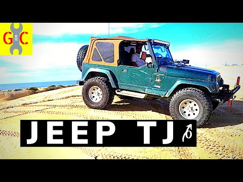 Jeep Wrangler TJ walkaround | Cheap affordable mods for the summer