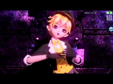 Sadistic Music Factory - KAITO y Len Kagamine [PDA FT] Cover