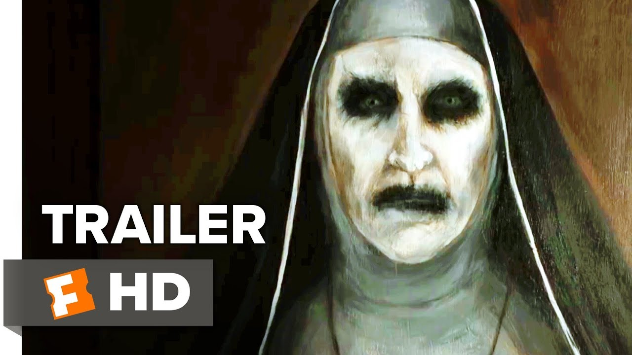 The Nun Teaser Trailer   Movieclips Trailers