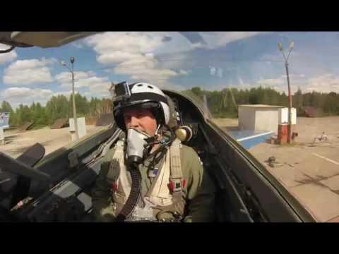 """Полет на МиГ-29 в подарок. """"До самого дня полета супруг не знал какой сюрприз его ждал…"""""""