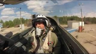 Полет на МиГ-29 в подарок.