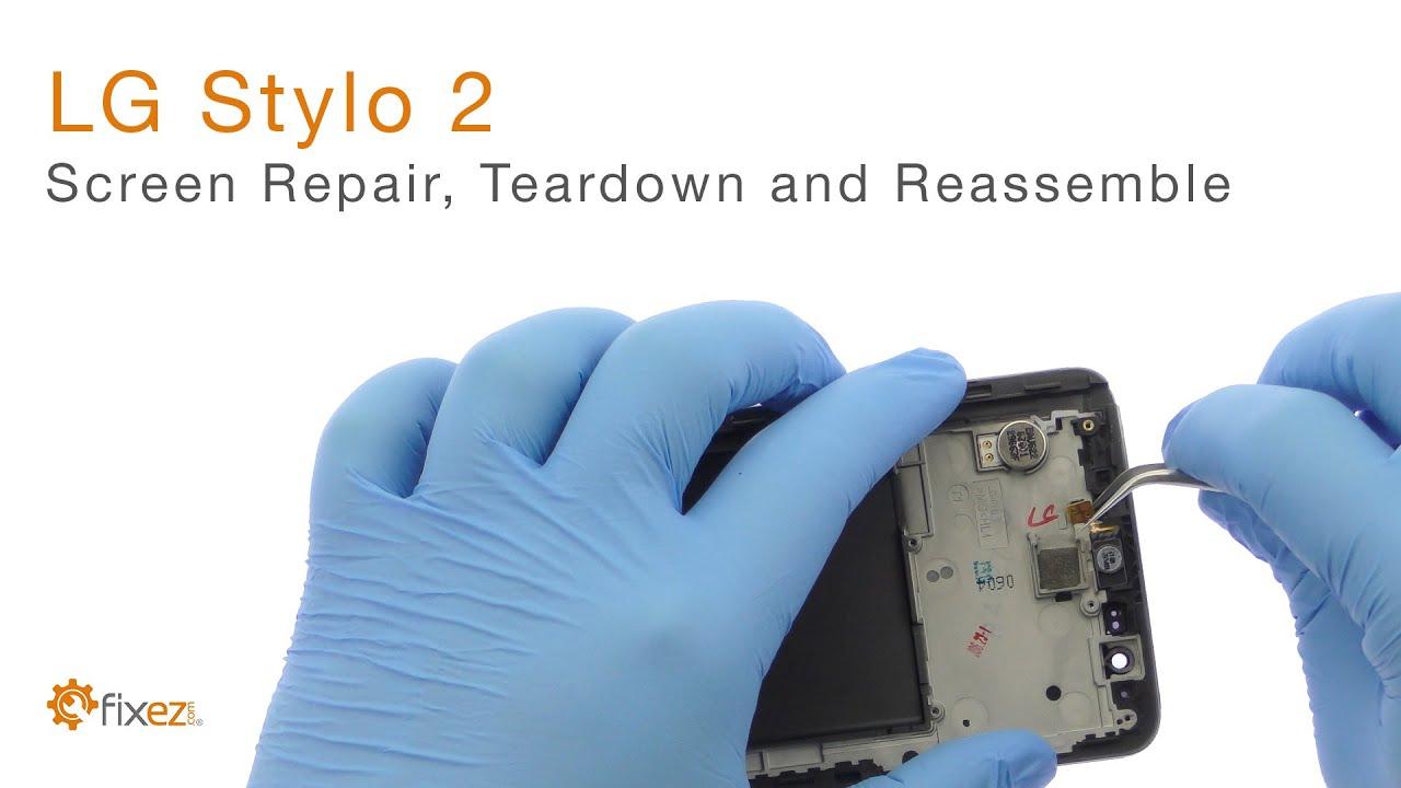 Mobile Info: LG Stylo 2 Reset