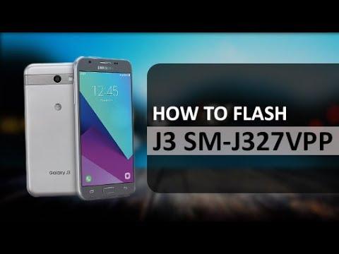 How To Flash Samsung Galaxy J3 Mission [SM-J327VPP] + Firmware