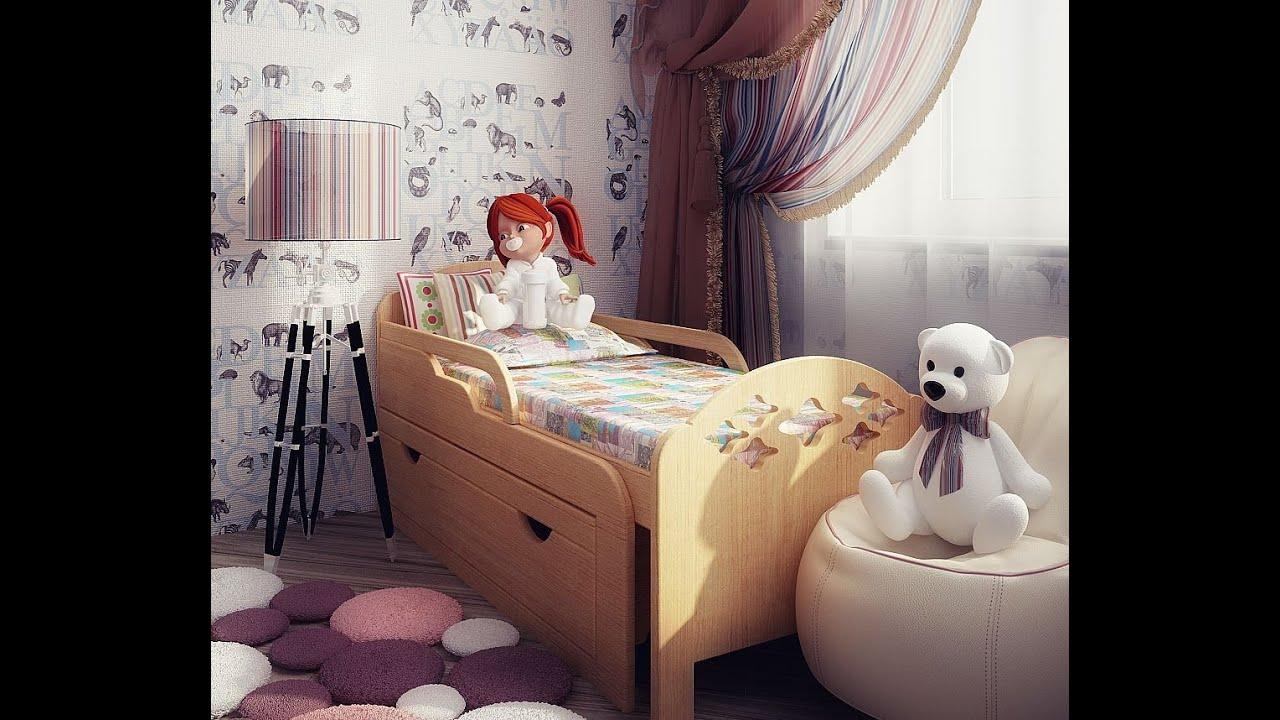 Кровать-машина Бельмарко для девочки. Розыгрыш. Интернет-магазин .