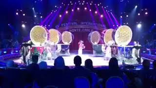 Групповая трансформация «Фаберже» «Королевский цирк Гии Эрадзе», Россия