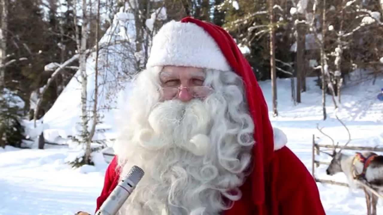 Finnland Weihnachtsmann