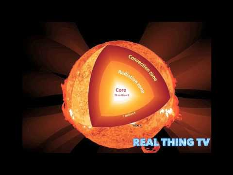 Mysterious particles may be reducing the sun's core temperature