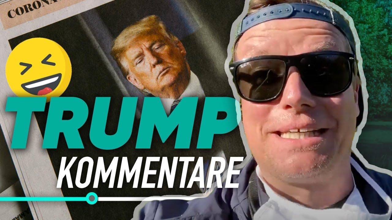 #heilenwieTrump - Die lustigsten Kommentare über Trump, Desinfektionsmittel und Corona