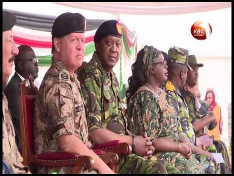 Kenya, Jordan aim for stronger military ties