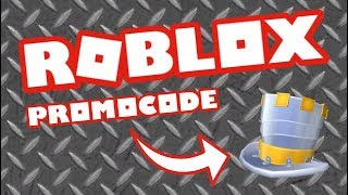[PROMOCODE] How to Get The Full Metal Tophat | Roblox