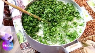 Довга кисломолочный суп Классика Азербайджанской кухни