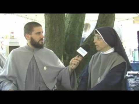 Roving Reporter #45: Franciscan Tertiary Handmaids of the Im