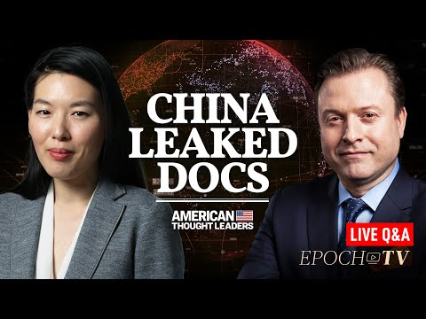 LIVE Q&A: Inside Communist China's Plan to Control the Global Internet—China Reporter Cathy He