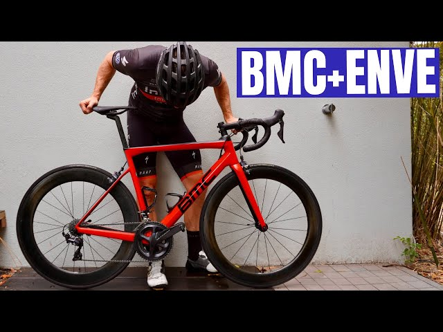 Introducing my BMC Teammachine with Enve 6.7 Tubulars (& Quick Update)