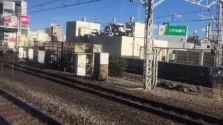 総武快速線 車窓[2/2]新小岩→船橋/ E217系 錦糸町1333頃発(千葉行)