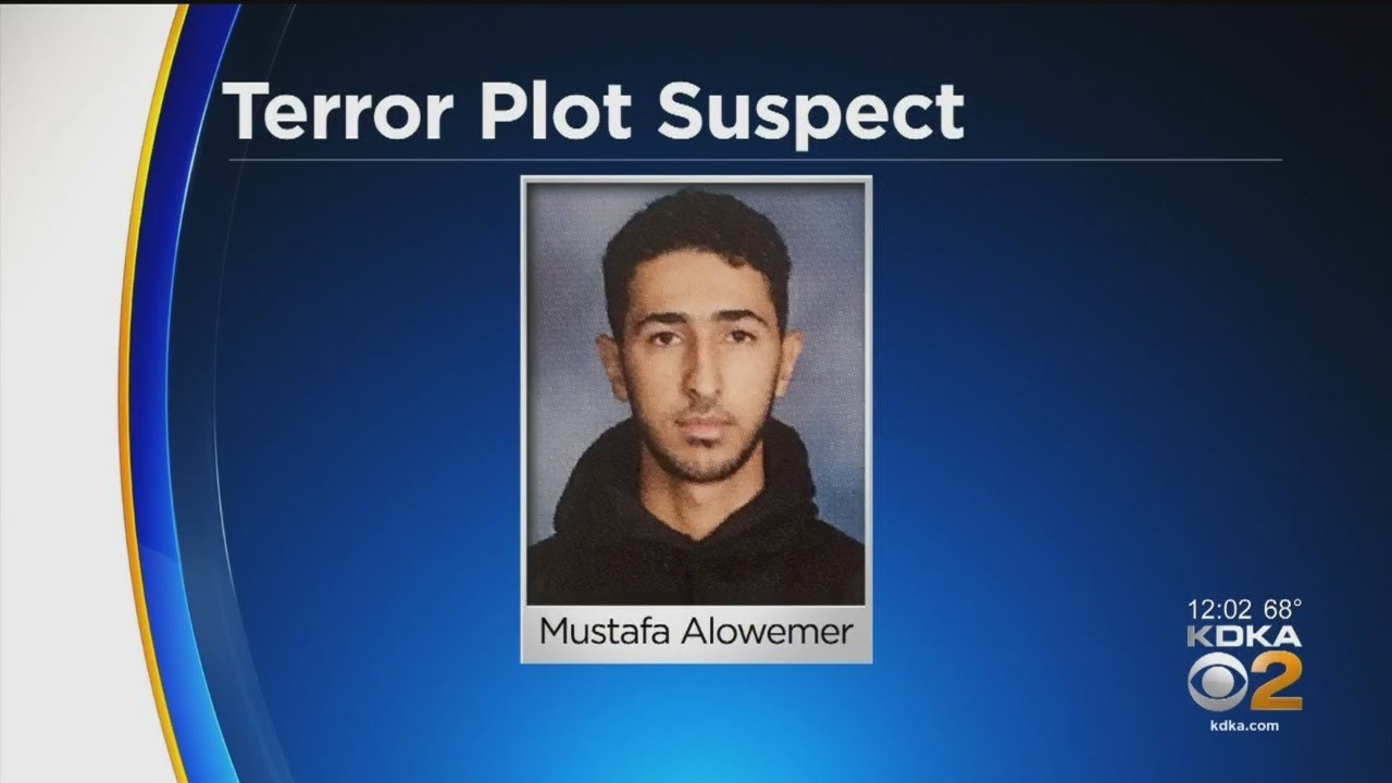 Brashear High School Graduate Arrested In Terror Plot
