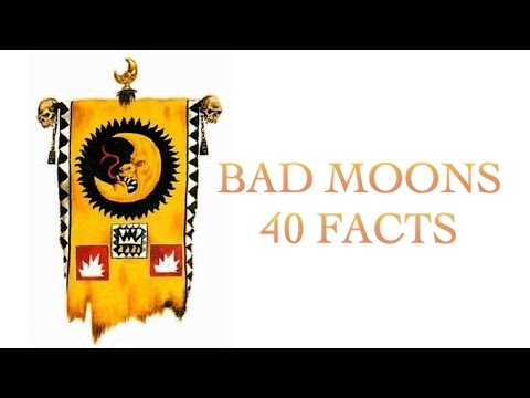 40 Facts and Lore about Bad Moons Ork Klan Warhammer 40k