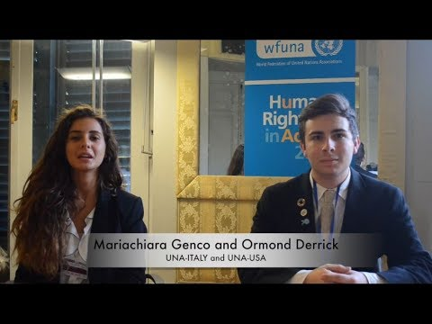 WFUNA'S Human Rights in Action 7th Edition
