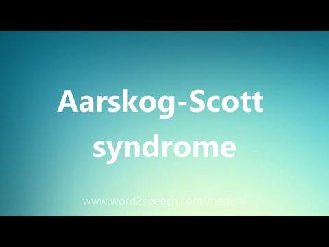 Aarskog-Scott syndrome - Medical Definition