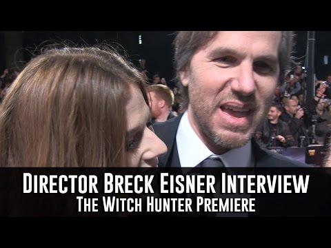 Director Breck Eisner Interview - The Last Witch Hunter Premiere