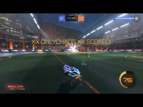 My First Vid!!!  Doubles With Xx OnlyChaos XX