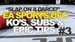 """SLAP ON A DARCE!""  EA Sports UFC Episode 3 Thumbnail"