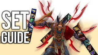 How To NOT SUCK With Set! SMITE Set Guide | Builds | Combos | Leveling Order