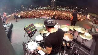 Shakira Feat. Maluma - Chantaje  Drumcam Miguel Ortiz