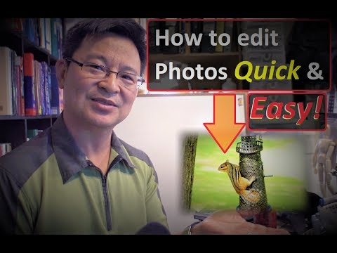 How To Edit Photos Quickly, Free And Easy With Microsoft 10 Photo Editor