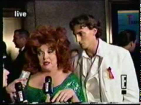 Mimi Torchin Interviews the Late Darlene Conley - E! Daytime Emmy Pre Show 1996