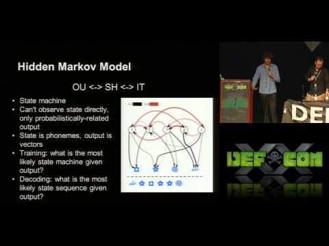 [DEFCON 20] Busting the BARR: Tracking