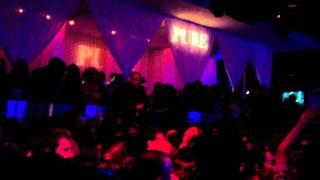 Las Vegas Strip *** LAX CLUB @ Luxor Hotel *** Pure Club