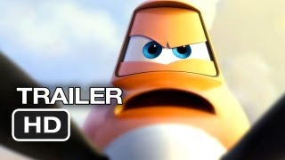 Planes Official Teaser Trailer #1 (2013) - Dane Cook Disney Animated Movie HD