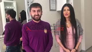Məşhur azərbaycanlı viner Rəsul Abbasov duet ortağı Xana ilə sevgili olduğunu açıqladı